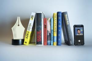 جایزه کتاب سال بریتانیا به برنده بوکر رسید