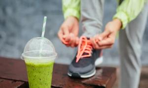 فرمول خوراکی پیش از دویدن