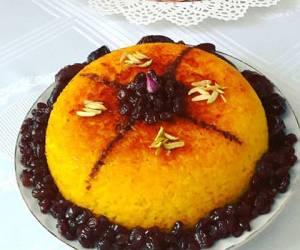 سوتی پلو یا پلوی «شیرپز» اردبیلی