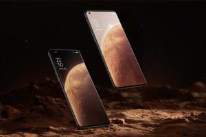 رونمایی از نسخه مریخ اوپو Find X3 Pro برای فرود مریخنورد چین