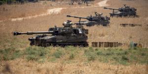 اسرائیل تجهیزات نظامی گسترده در مرز لبنان مستقر کرد