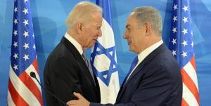 گفتگوی تلفنی نتانیاهو و بایدن