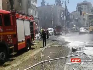 هلاکت یک صهیونیست در حمله مقاومت فلسطین
