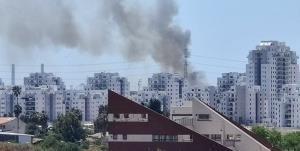 شلیک دهها موشک به سوی تلآویو در پاسخ به قتلعام در اردوگاه «الشاطئ» غزه