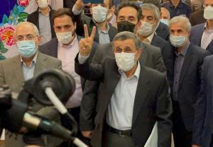 تهدید و تحریم حرفِ نخست احمدی نژاد