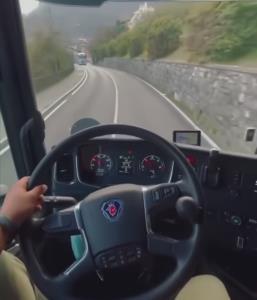 حس فوقالعاده رانندگی با «اسکانیا»