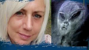 ماجرای عجیب کتک خوردن زن انگلیسی از آدمفضاییها