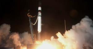 شکست جدیدترین ماموریت راکت «الکترون» شرکت راکت لب و نابودی محموله
