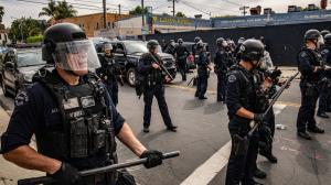 یک سیاهپوست دیگر قربانی خشونت پلیس آمریکا شد