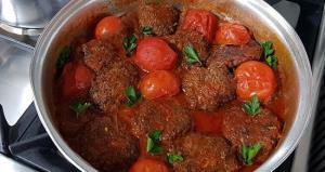 «کباب دیگی» غذای سنتی خیلی خوشمزه با روش کوک مگی