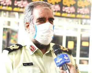 ۱۳۴ تن نهاده دامی قاچاق در نظرآباد