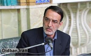 کریمی قدوسی: علی لاریجانی عامل انگلیس است