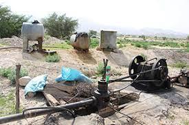 توقیف ۲ دستگاه غیر مجاز حفاری چاه در مهاباد