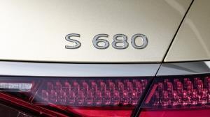 انتشار عکس های جدید از مرسدس مایباخ S680
