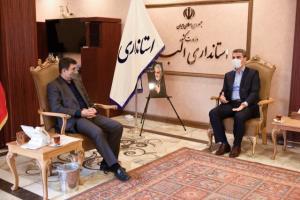 ضربالاجل استاندار البرز برای رفع مشکلات تیم فوتبال گل ریحان