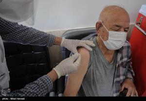 ۷۰ درصد جمعیت بالای ۸۰ سال استان کرمان واکسن کرونا زدند