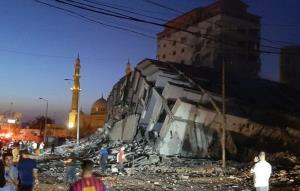 واکنش آمریکا به تخریب دفاتر رسانهها توسط اسرائیل