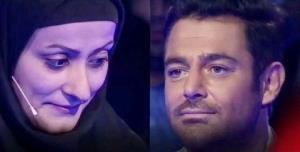 تعجب رضا گلزار از گریه های برنده مسابقه «هفت خان»