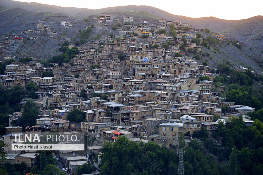 عکس/ روستای زیبایی که ماسوله خراسان است!