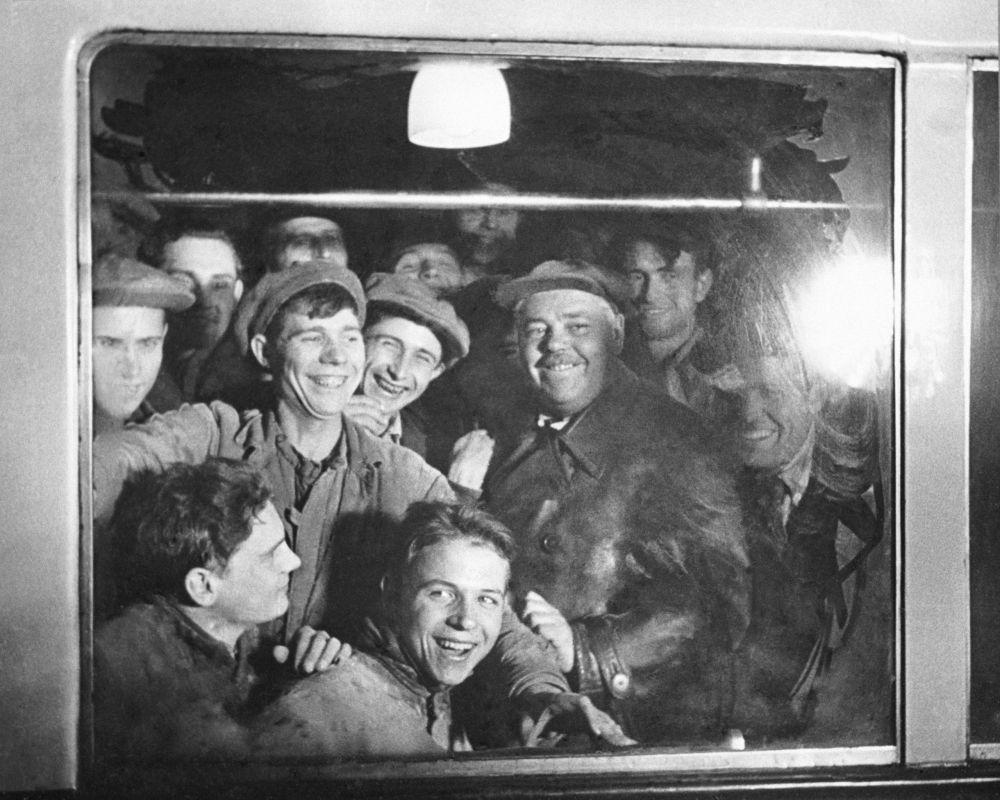 متروی 68 ساله مسکو