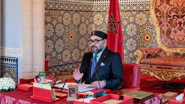 دستور پادشاه مراکش برای ارسال فوری کمکهای بشردوستانه به فلسطین