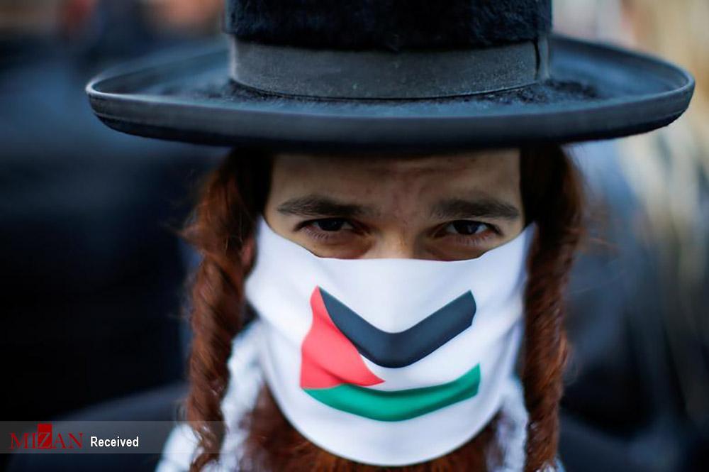 عکس/ بیداری ملت های جهان علیه رژیم آپارتاید صهیونیستی