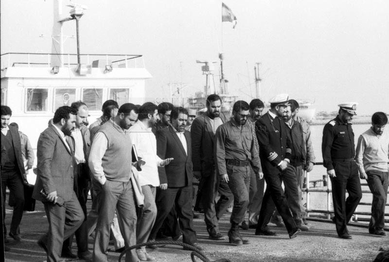 تصاویری از ۴۰ سال خدمت «اکبر ترکان»