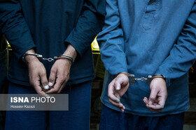 دستگیری سارقان مشاعات ساختمانی در کهگیلویه