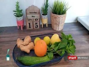 «دتاکس واتر» خوش عطر و طعم برای کاهش وزن