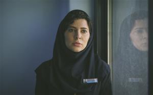 پوستر بینالمللی فیلم «ابر بارانش گرفته» رونمایی شد