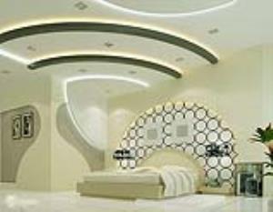 ایده هایی زیبا برای کناف اتاق خواب