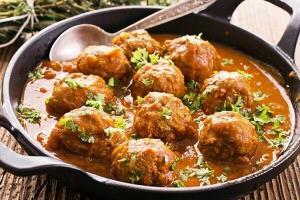 روش پخت «کوفته مرغ تند هندی» برای عاشقان غذاهای تند و تیز