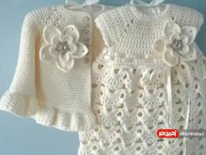 کالکشن مدل لباس کودکانه بافت گوگولی