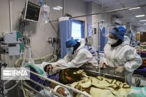 ۴ بیمار مبتلا به کرونا در کاشان جان باختند