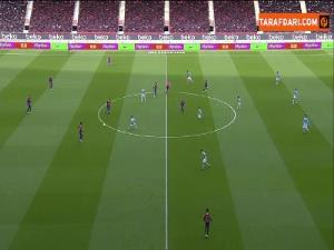 وداع با قهرمانی؛ خلاصهبازی بارسلونا 1 - سلتاویگو 2