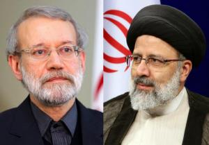 اخبار داغ انتخابات/ دوئل کلیپی رئیسی و لاریجانی!