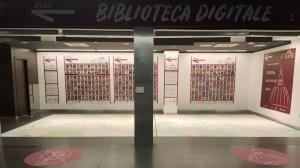 تجهیز شبکه حملونقل عمومی رم به کتابخانه دیجیتال