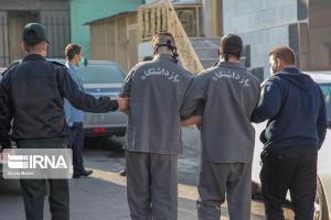 ۶ نفر به جرم فساد مالی در شاهیندژ دستگیر شدند