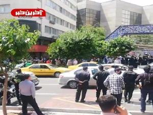 خط و نشان در میدان فاطمی تهران؛ نامزدها شمشیر را از رو بستند!