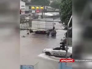 خفت گیری هنگام سیلاب!
