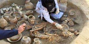 کشف ۱۱۰۰ قلم اشیای تاریخی در کاوشهای باستانی آذربایجانغربی