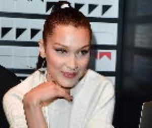 «بلا حدید» مدل معروف آمریکایی در راهپیمایی حمایت از فلسطین