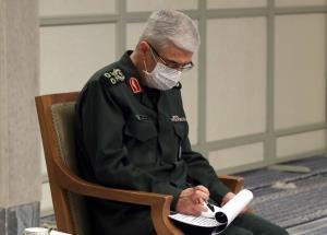 سرلشکر باقری درگذشت «اکبر ترکان» را تسلیت گفت