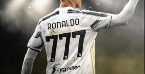 رونالدو به 777 رسید