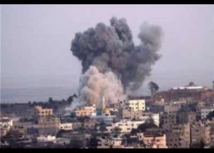 تصاویر دیگری از آتشسوزی در عسقلان درپی حملات موشکی گردانهای القسام