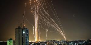القسام: حمله موشکی بزرگ به تلآویو انجام شد