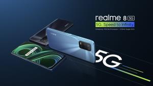 عمر باتری Realme 8 5G مشخص شد