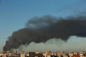 کمک های فوری قطر به غزه