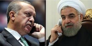 روحانی در تماس با اردوغان: فشار حداکثری شکست خورده است