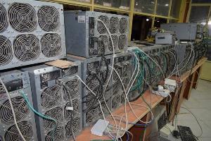 جمعآوری ۱۵۱ دستگاه تولید ارز دیجیتال در کرج